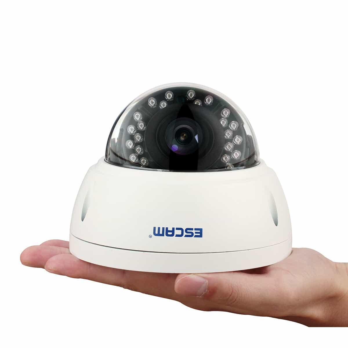 Escam Ip Camera QD420 2