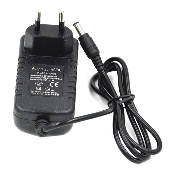 power adapter 12v 2a